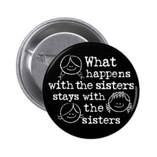 Qué sucede con las hermanas pin redondo de 2 pulgadas