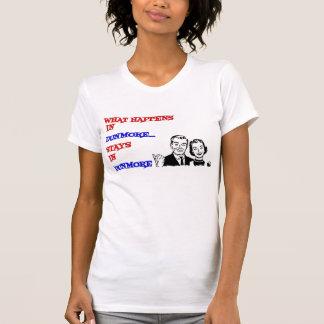 Qué sucede en Dunmore Tshirt