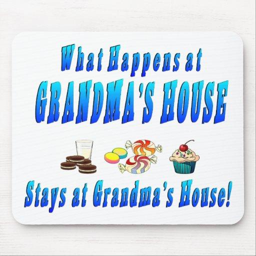 Qué sucede en el azul de la casa de las abuelas alfombrillas de ratones