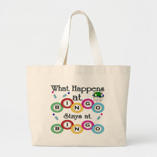 Qué sucede en el bingo bolsa de mano
