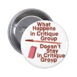 Qué sucede en grupo de la crítica pin