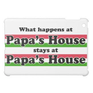 Qué sucede en la casa de las papás