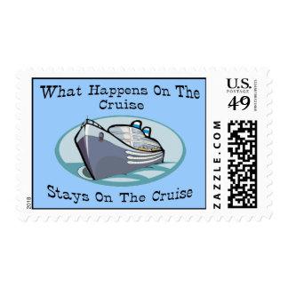 Qué sucede en la travesía sellos