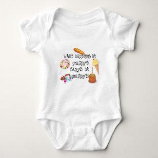 ¡Qué sucede en las estancias de Grampy en Grampy! Body Para Bebé