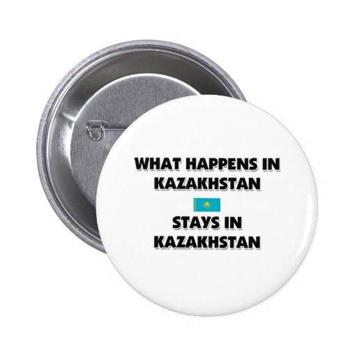 Qué sucede en las estancias de KAZAJISTÁN allí Pins
