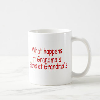 Qué sucede en las estancias de la abuela en la taza clásica