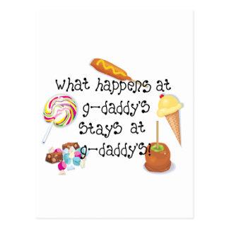 Qué sucede en las ESTANCIAS de los G-Papás en los Postales