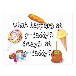 Qué sucede en las ESTANCIAS de los G-Papás en los Tarjetas Postales