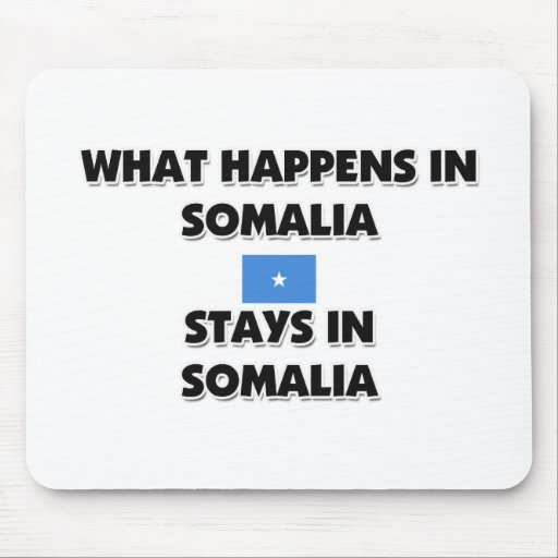 Qué sucede en las estancias de SOMALIA allí Tapetes De Raton