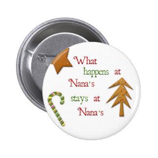 Qué sucede en Nanas Pins