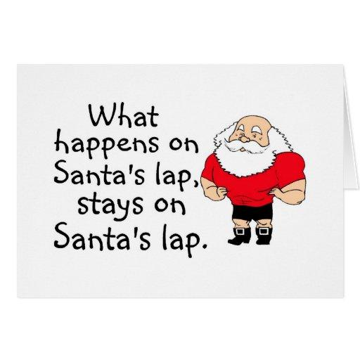 Qué sucede en Santas traslape las estancias en el  Felicitación