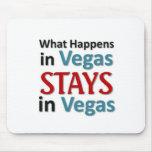 Qué sucede en Vegas Alfombrilla De Raton