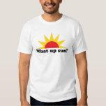 ¿Qué Sun ascendente? Remeras
