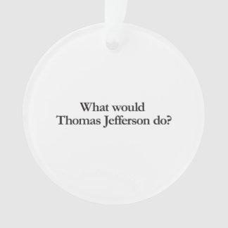 Qué Thomas Jefferson haría