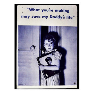 Qué usted está haciendo puede ahorrar la vida de m postales