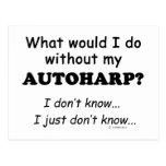 Qué yo haga, Autoharp Postal