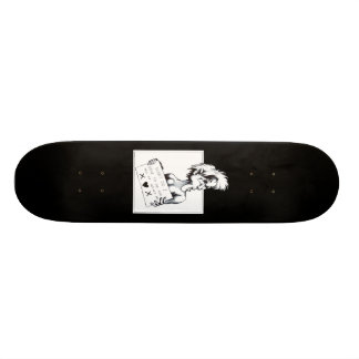 Qué yo tienen que hacer… skateboards