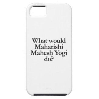 qué yogui del mahesh del maharishi haría funda para iPhone SE/5/5s