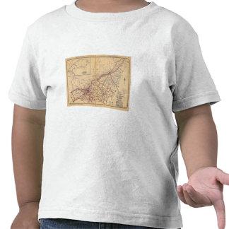Quebec 4 camisetas