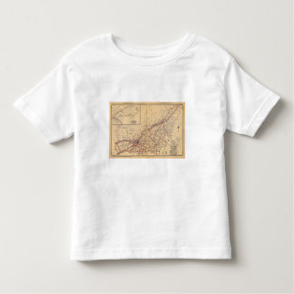 Quebec 4 toddler t-shirt