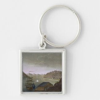 Quebec and the St. Lawrence River, plate 4 from 'L Keychain