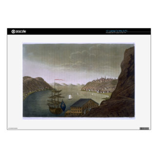 """Quebec and the St. Lawrence River, plate 4 from 'L Skins For 15"""" Laptops"""