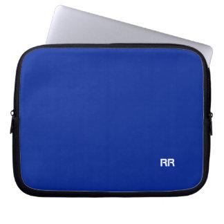 Quebec Blue Custom Laptop Bag