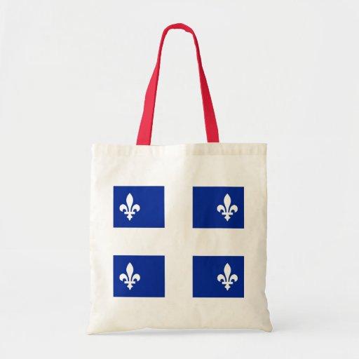 Quebec Bolsa Tela Barata