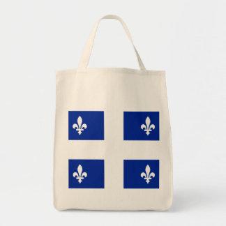 Quebec Bolsa Tela Para La Compra