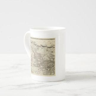 Quebec, Canadá 2 Taza De Porcelana