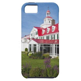 Quebec, Canada. Historic Hotel Tadoussac, 2 iPhone SE/5/5s Case