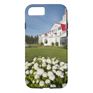 Quebec, Canada. Historic Hotel Tadoussac, 3 iPhone 7 Case