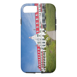 Quebec, Canada. Historic Hotel Tadoussac, iPhone 7 Case