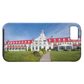 Quebec, Canada. Historic Hotel Tadoussac, iPhone SE/5/5s Case