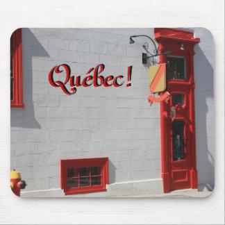 Quebec, Canada Mouse Pad