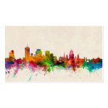Quebec Canada Skyline Double-Sided Standard Business Cards (Pack Of 100)
