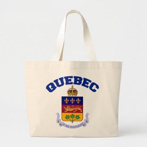 QUEBEC CANVAS BAG