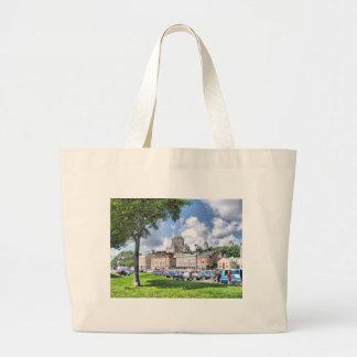 Quebec city canvas bags
