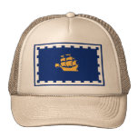 Quebec City, Canada Mesh Hat