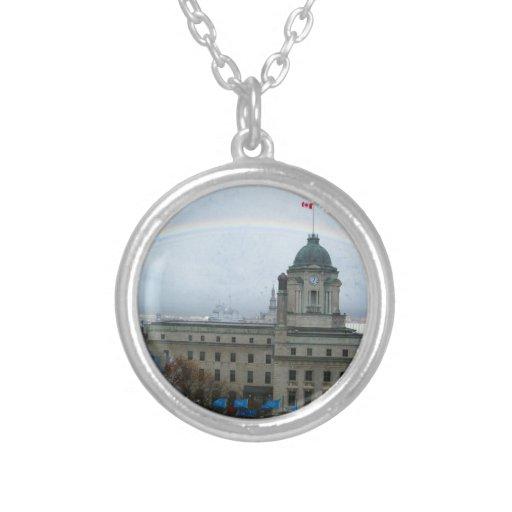Quebec City Canda Waterfront Custom Jewelry