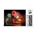 Quebec City Fireworks Stamps