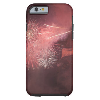 Quebec City, Quebec, Canada. Fireworks at Parc 2 Tough iPhone 6 Case