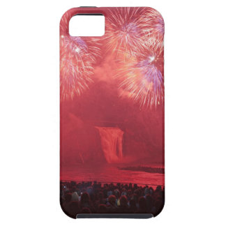 Quebec City, Quebec, Canada. Fireworks at Parc iPhone SE/5/5s Case