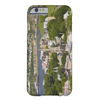 Quebec City, Quebec, Canada. Looking down on the Barely There iPhone 6 Case