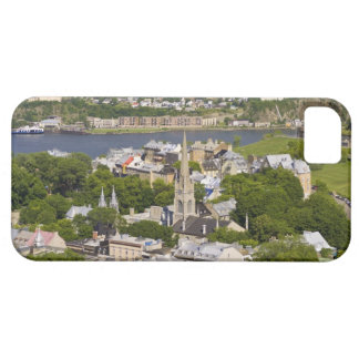 Quebec City, Quebec, Canada. Looking down on the iPhone SE/5/5s Case