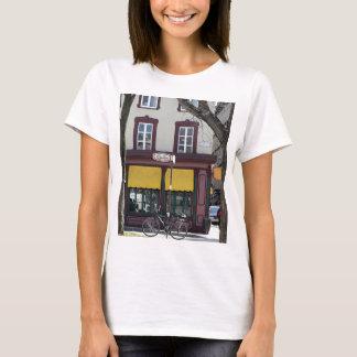 Quebec city scene T-Shirt