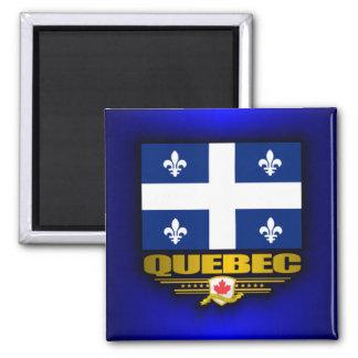 Quebec Flag Refrigerator Magnet