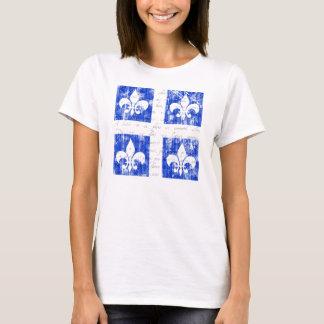 Quebec Fleur-de-lis Women's Light Shirt