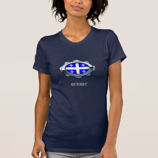 Quebec Frame T-Shirt