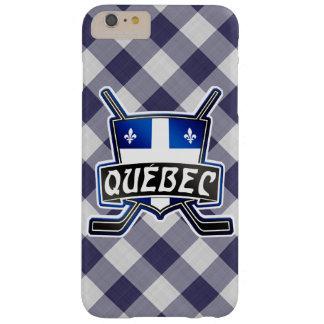 Quebec Hockey Flag Phone Cover